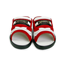 TAYWIN(แท้) รองเท้าแตะเทวินทร์ ผู้ชาย รุ่น SKF-27 หนังกลับสีแดง-หนังปั่นนิ่มสีขาว-ปั่นนิ่มสีดำ