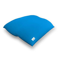 Yogibo Bean Bag โยกิโบบีนแบคเบาะนอนเม็ดบีทอเนกประสงค์ รุ่น Double Max 45 x 120 x 170ซม. สีฟ้า