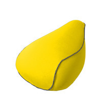 Yogibo Bean Bag โยกิโบบีนแบคเบาะนั่งเม็ดบีทอเนกประสงค์ รุ่น Lounger 75 x 75 x 75 ซม. สีเหลือง