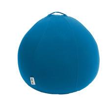 Yogibo Bean Bag โยกิโบบีนแบคเบาะนั่งเม็ดบีทอเนกประสงค์ รุ่น Pod 95 x 90 ซม.สีฟ้า