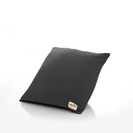 Yogibo Bean Bag โยกิโบบีนแบคเบาะนั่งเม็ดบีทอเนกประสงค์ รุ่น Mini 75 x 75 x 30 ซม. สีเทาเข้ม