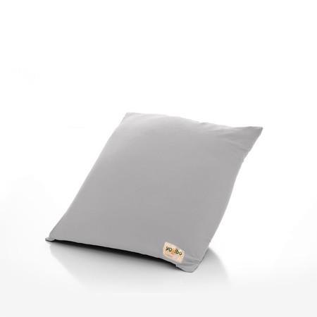 Yogibo Bean Bag โยกิโบบีนแบคเบาะนั่งเม็ดบีทอเนกประสงค์ รุ่น Mini 75 x 75 x 30 ซม. สีเทาอ่อน