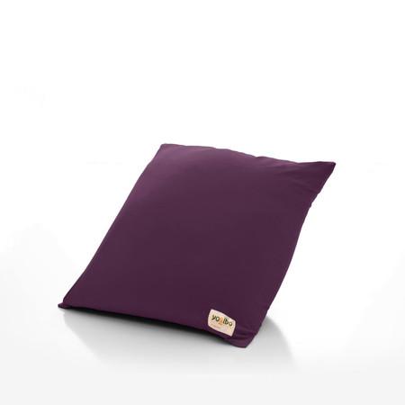 Yogibo Bean Bag โยกิโบบีนแบคเบาะนั่งเม็ดบีทอเนกประสงค์ รุ่น Mini 75 x 75 x 30 ซม. สีม่วงเข้ม