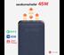 [ประกัน 1 ปี] Eloop E45 แบตสำรองชาร์จเร็ว 20000mAh QC4.0 | PD 45W | AFC | SCP | ชาร์จโน๊ตบุ๊ค Macbook