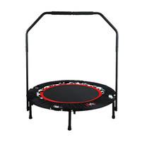 trampoline แทรมโพลีน 40 นิ้ว สปริงบอร์ดกระโดด พับเก็บได้เล็ก มีราวจับ แทมโพลีน  TRAM