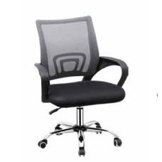 TS Modern Living เก้าอี้สำนักงาน ตาข่าย ปรับระดับ มีล้อ ลาก รุ่น CH0001BK