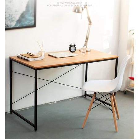 TS Modern Living โต๊ะทำงานไม้ รุ่น TA0003BE ขนาด 120*60 ซม.