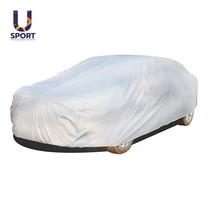 Usport ผ้าคลุมรถยนต์ Car Cover ใช้คลุมรถเก๋ง รถกระบะ กันฝุ่น กันน้ำ