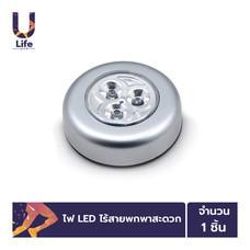ULife ไฟ LED Stick Touch Lamp พกพาสำหรับเดินทาง