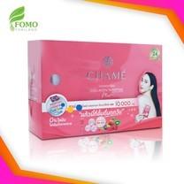 Chame Collagen Plus 10,000 mg. ชาเม่ คอลลาเจน พลัส [30 ซอง - กล่องใหญ่] อาหารเสริมคอลลาเจนสำหรับผิว