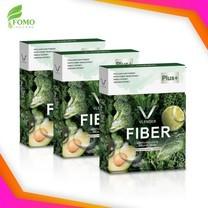 Vlender Fiber วีเลนเดอร์ ไฟเบอร์ [3 กล่อง] ช่วยในเรื่องการขับถ่ายและผิวสุขภาพดี