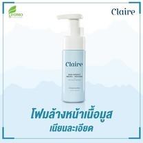 Claire Skin Energy Micro Mousse [100 ml.] โฟมล้างหน้าเนื้อมูสเนียนนุ่มละเอียดพิเศษ