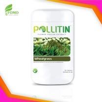 Cernitin Pollitin Wheatgrass พอลลิติน วีทกลาส [50 เม็ด] คลอโรฟิลล์ อาหารเสริมสำหรับร่างกาย และการขับถ่าย