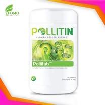 Pollitin Pollitab Cernitin Pollitab เซอร์นิติน พอลลิแทบ [50 เม็ด] อาหารเสริมสำหรับร่างกาย