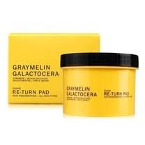 Graymelin Galactocera Return Pad [70 แผ่น][เหลือง] รีเทิร์นแพด