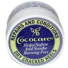 ครีมทาส้นเท้าแตก Import from USA Cococare Repairs and Conditions Dry Cracked Heels 5 oz (11 g)