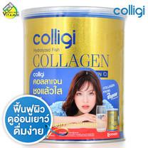 Amado Colligi Collagen TriPeptide + Vitamin C คอลลิจิ คอลลาเจน [110.66 g.]