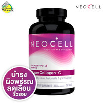 Neocell Super Collagen+C 6000 mg. [250 เม็ด]