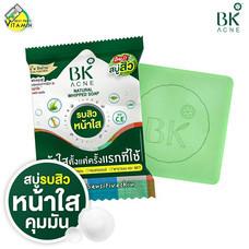 สบู่ BK Acne Natural Whipped Soap [60 g.]