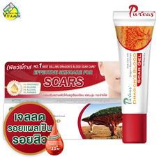 Puricas Dragon's Blood Scar Gel เพียวรีก้า [20 g.]
