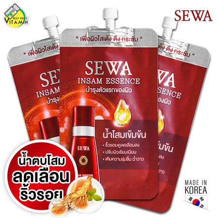 [ชนิดซอง] Sewa Insam Essence เซวา อิมแซม เอสเซ้นท์ [3 ซอง]