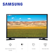 "Samsung Smart LED TV 32"" Smart รุ่น UA32T4300AKXXT"