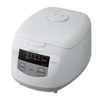 Hitachi หม้อหุงข้าวดิจิตอล 1L รุ่น RZ-ZH10 W สีขาว