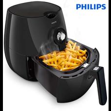 Philips Airfryer หม้อทอดไร้น้ำมัน HD9218 หม้อทอด1425 วัตต์ รุ่น HD9218/51 หม้อทอดอากาศ ประกันศูนย์ 2 ปี หม้อทอดฟิลลิปส์