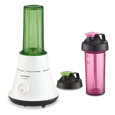 Panasonic เครื่องปั่น น้ำผลไม้ พร้อมดื่ม Personal blender พานาโซนิค รุ่น MX-GM0501 พร้อมแก้วปั่น จุ 0.5 ลิตร/แก้ว