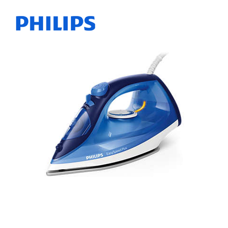 Philips เตารีดไอน้ำ รุ่น GC2145/20 กำลังไฟ 2100 วัตต์ เตารีด ฟิลลิปส์ GC2145 ประกันศูนย์ฟิลลิปส์2ปี มีระบบป้องกันน้ำหยด