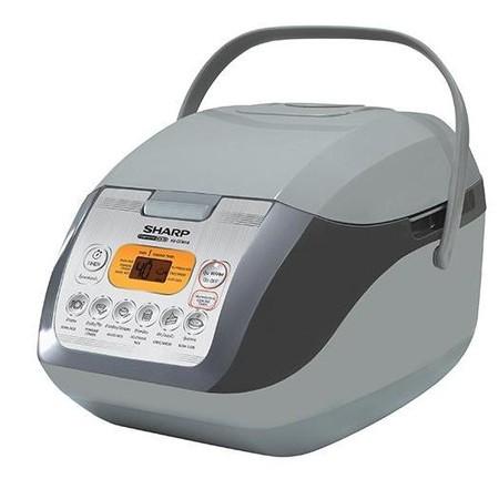 Sharp หม้อหุงข้าวดิจิตอล ขนาด 1.8 ลิตร รุ่น KS-COM18