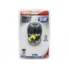 VOX Mouse wireless เมาส์ไร้สาย รูปแบทแมน