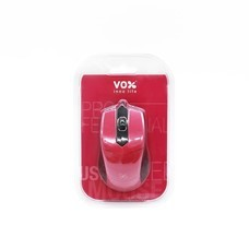 VOX Optical Mouse เม้าส์สาย รุ่น M10 สีชมพู