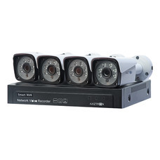 Axiztron กล้องวงจรปิด IP Camera รุ่น AT-NK5004P