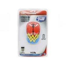 VOX Mouse wireless เมาส์ไร้สาย รูปวันเดอร์วูแมน