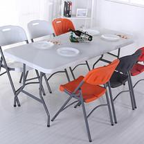 เก้าอี้พลาสติก เก้าอี้พับ เก้าอี้ทานอาหาร เก้าอี้ร้านกาแฟสไตล์โมเดิร์น เก้าอี้โครงขาเหล็ก