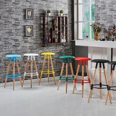 เก้าอี้ เก้าอี้บาร์ เก้าอี้ทรงสูง เก้าอี้เคาน์เตอร์บาร์ เก้าอี้สามขา เก้าอี้อเนกประสงค์ เฟอร์นิเจอร์แต่งบ้าน