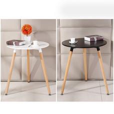 โต๊ะกลมอเนกประสงค์สไตล์โมเดิร์น แบบกลม ขนาด 60x69 cm.