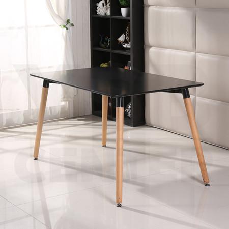 โต๊ะอเนกประสงค์สไตล์โมเดิร์น ทรงสี่เหลี่ยมผืนผ้า ขนาด 60x120 cm.