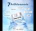 ครีมไฮร่าบลู วอเตอร์ [25 ml.] [1 ชิ้น] [ไม่มีแถม] Hira Blue Water Cream ครีมทำหน้า ช่วยให้ผิวชุ่มชื่นริ้วรอยตื้นขึ้น by BellaColla Thailand