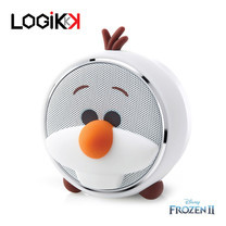 INFOTHINK, Bluetooth Speaker, ลำโพงบลูทูธ, เสียงดังไม่แตก, OLAF, ลิขสิทธิ์แท้จาก Disney
