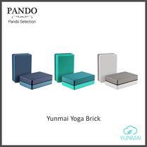 โฟมโยคะ Yunmai Yoga Brick สำหรับออกกำลังกายเล่นโยคะ