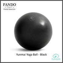 ลูกบอลโยคะ Yunmai Yoga Ball - Black