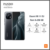 Xiaomi Mi 11 EU 8+256 Midnight Gray