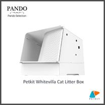 Petkit Whitevilla Cat Litter Box ห้องน้ำแมว