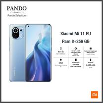 Xiaomi Mi 11 EU 8+256 Horizon Blue