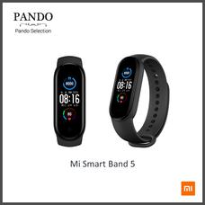 XIAOMI Mi Smart Band 5 สมาร์ทมี่แบนด์ 5-สีดำ