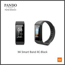 XIAOMI Mi Smart Band 4C สมาร์ทมี่แบนด์ 4c-สีดำ