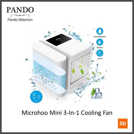 Microhoo Mini 3-In-1 Cooling Fan