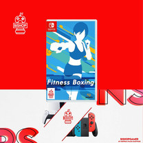 Fitness Boxing (แผ่นเกมส์)(Nintendo Switch)